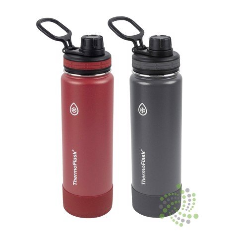 Bình giữ nhiệt ThermoFlask 710ml (Red & Gray)