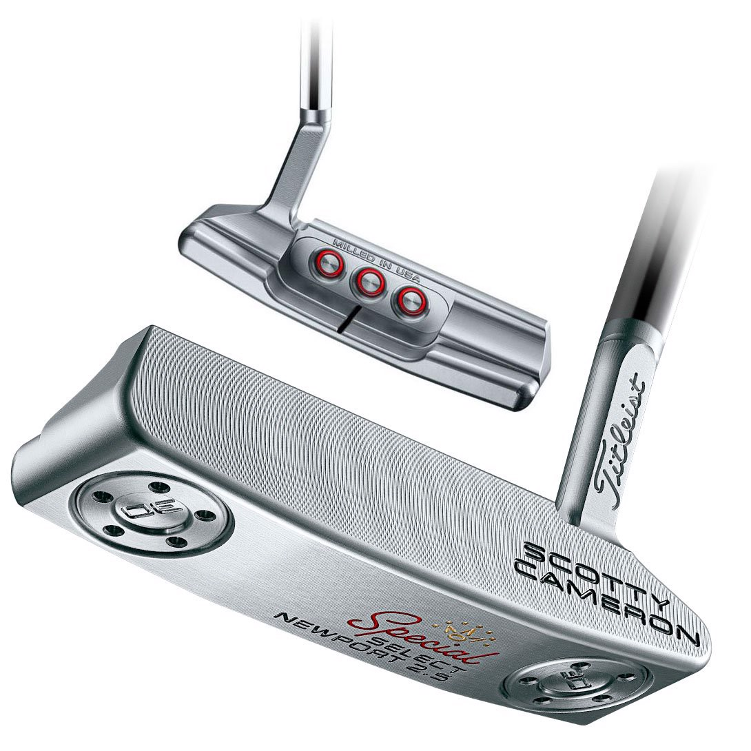 Gậy putters Scotty Cameron Special Select Newport 2.5 2020 | Titleist