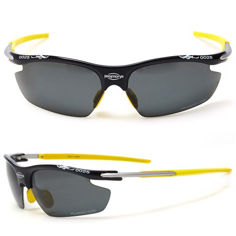 Kính Polarized UV400 0025P BLACK/ YELLOW | FeelMorys