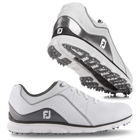 Giày golf nam PRO SL WHITE/SILVER 53267 Extra Wide | FootJoy