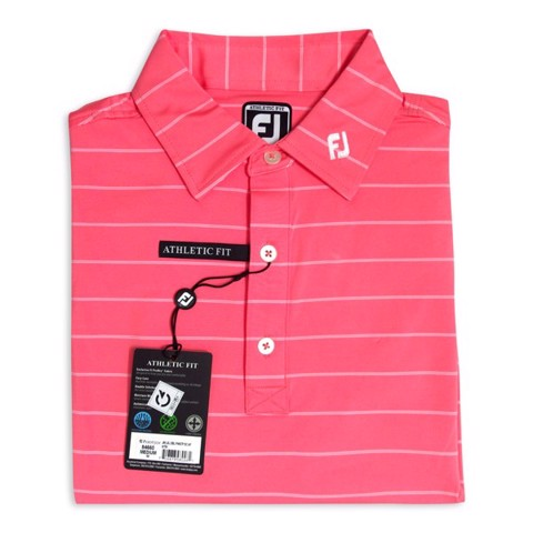Áo golf Lisle Double Pinstripe 84660 | Footjoy