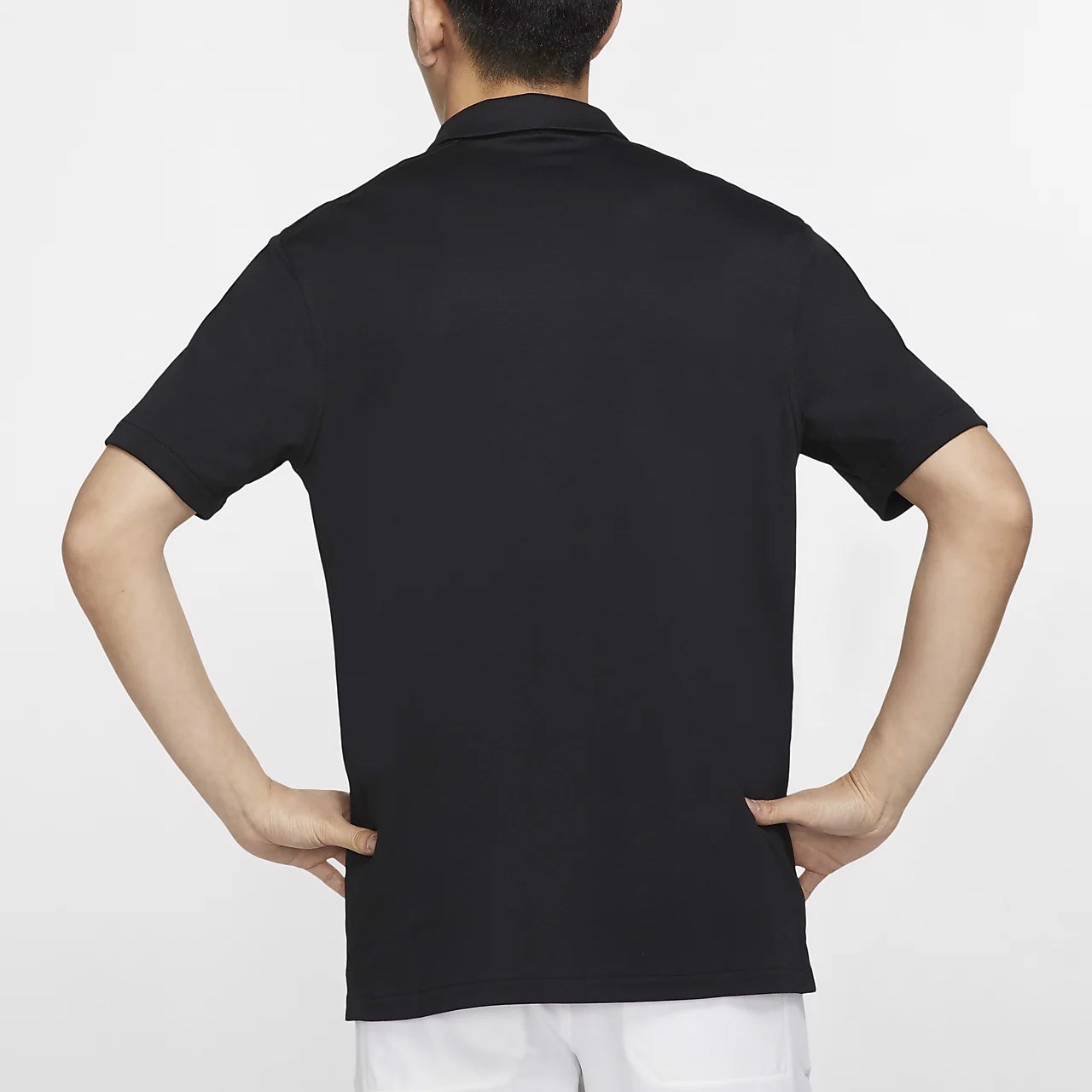 Áo golf nam tay ngắn DRY PLAYER POLO SOLID AT8941-010 | NIKE