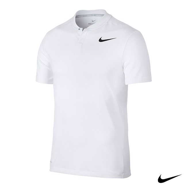 Áo golf nam tay ngắn AS NIKE AEROREACT POLO SLIM 854230-101 | Nike