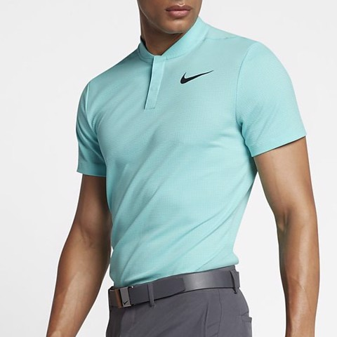 Áo golf nam tay ngắn AS NIKE AEROREACT POLO SLIM 854230-446 | Nike