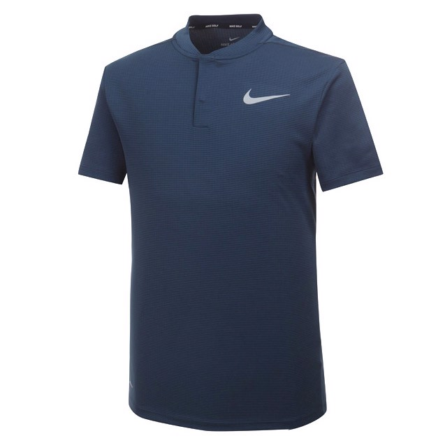 Áo golf nam tay ngắn AS NIKE AEROREACT POLO SLIM 854230-454 | Nike