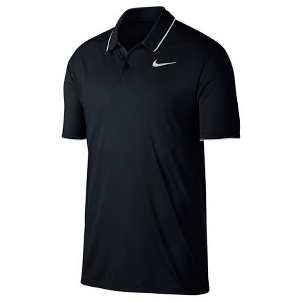Áo golf nam DRY POLO ESENTAL SOLID 904477-010 | Nike