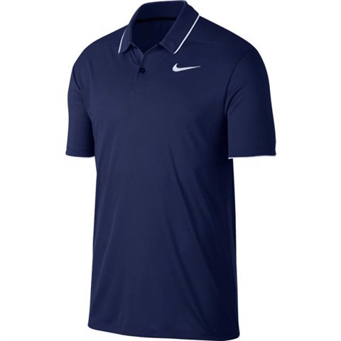 Áo golf nam DRY POLO ESENTAL SOLID 904477-410 | Nike