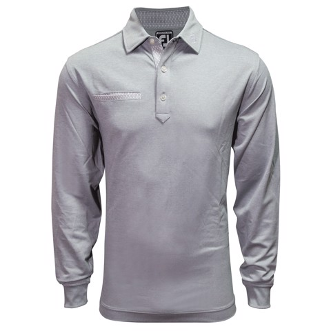 Áo golf tay dài LS Chest Fake Pocket FJ 85159 | Footjoy