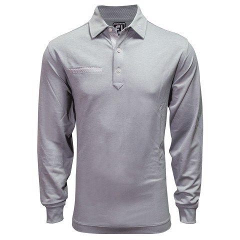 Áo golf nam tay dài LS Chest Fake Pocket FJ 85159 | Footjoy