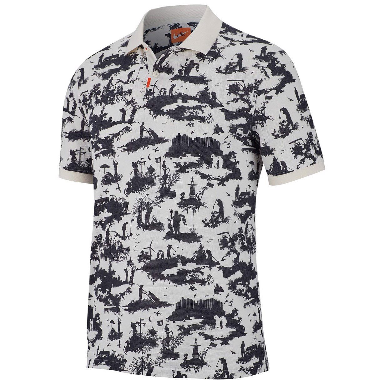 Áo golf THE POLO GOLF TOILE AV5245-133 | NIKE