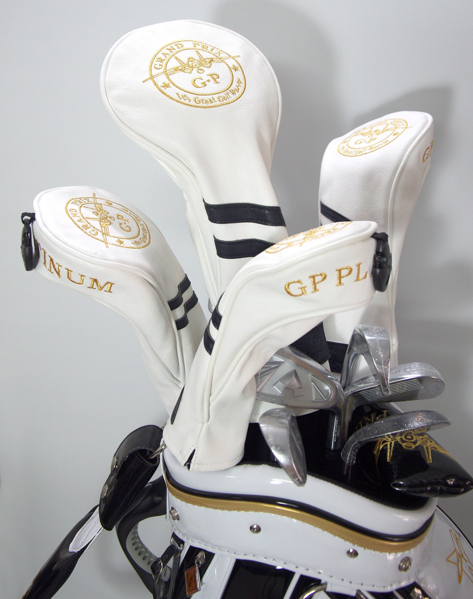 Bộ gậy golf Full set GP MAX ONE MINUTE G57 (12 gậy + bag) | Grand Prix
