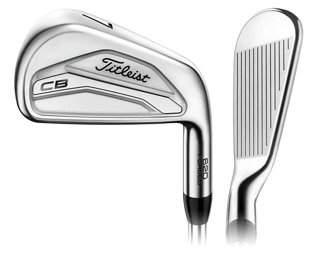 Bộ gậy golf Irons 620 CB 7 clubs/Set | Titleist