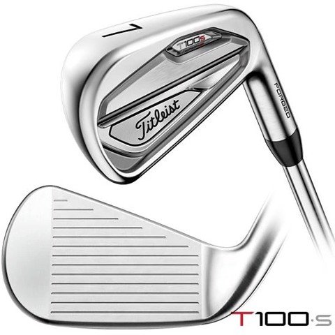 Bộ gậy golf Irons T-series T100.S 7 clubs/Set | Titleist