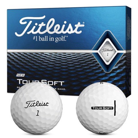 Bóng golf Tour Soft 2020 | Titleist