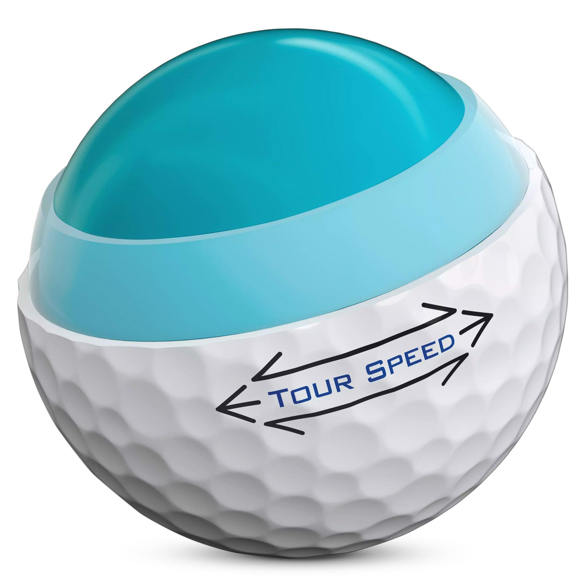 Bóng golf Tour Speed 3 lớp | Titleist