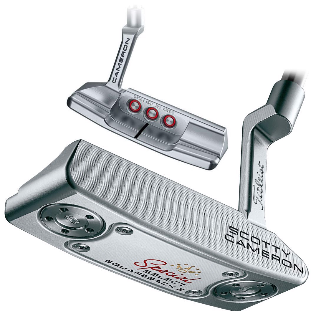 Gậy golf putters Scotty Cameron Special Select Squareback 2 2020 | Tit