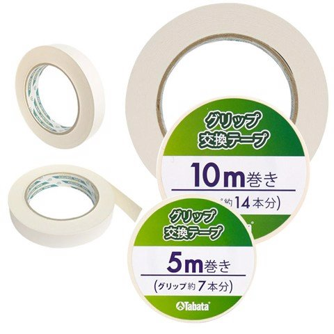 Cuộn băng keo thay grip BOTH FACES TAPE | Tabata