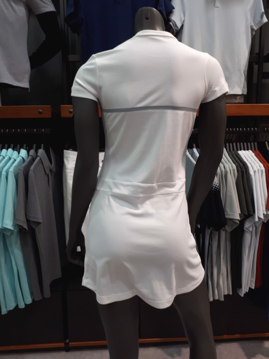 Đầm golf DRY DRESS SS 884939-100 | Nike [SALE]