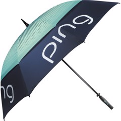 Dù golf Ladies Tour Umbrella 164 Navy/Mint 33422-101 | PING