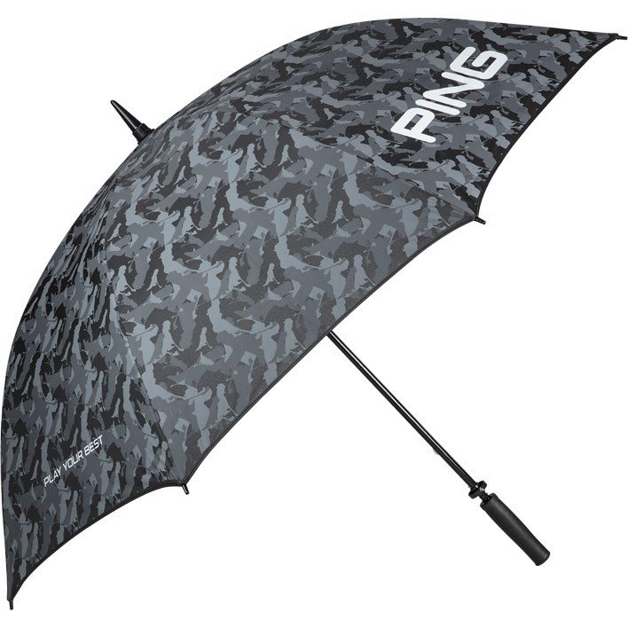Dù golf Single Canopy Umbrella 191 Camo UBR34169-101 | PING