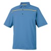 Áo golf Stretch Lisle Chest Stripe 21218 | FootJoy
