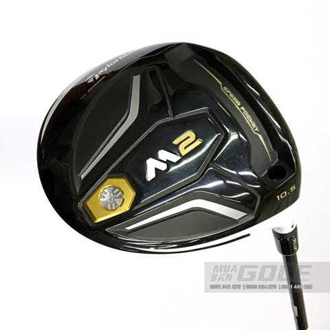 GAY GOLF DRIVER TAYLORMADE M2 R 10.5 SCD TM7