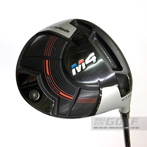 GAY GOLF DRIVER TAYLORMADE M4 S 10.5 SCD TM3