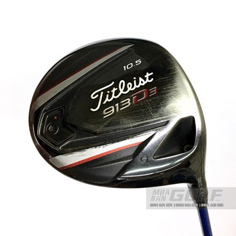 GAY GOLF DRIVER TITLEIST 913D3 10.8 S SCD TL6