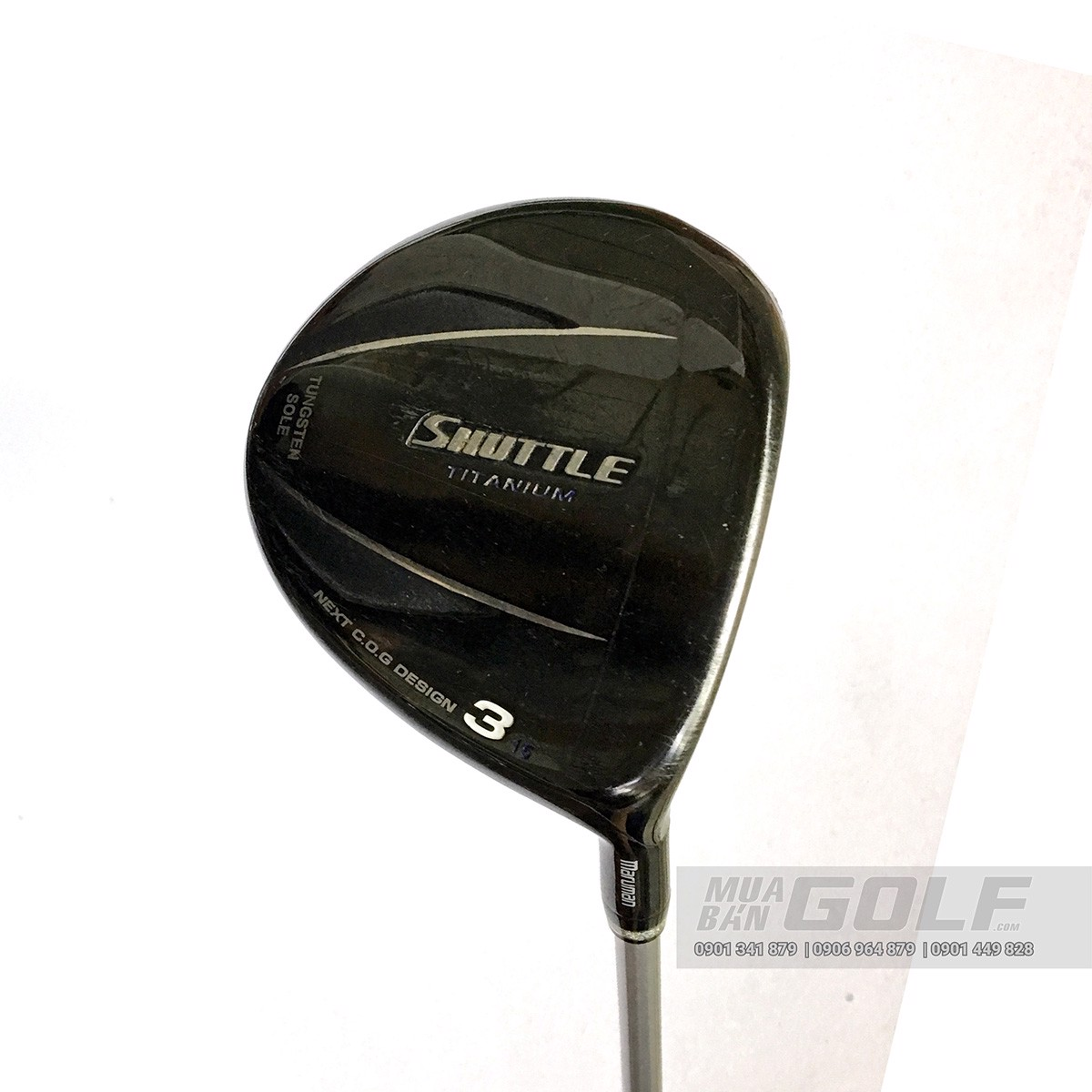 GẬY GOLF GỖ FW3 Regular SCF SHU1