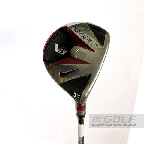 Gậy gold Fairway cũ NIKE COVERT Fairway3 R SCD NK1