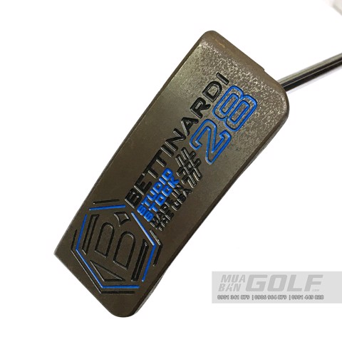 Gậy golf Putter cũ BETTINARDI STUDIO STOCK 2017 33 INCH SCP BN1
