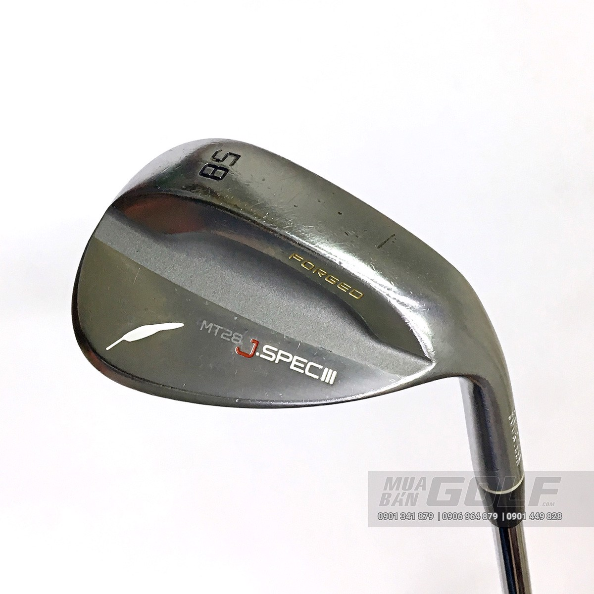 Gậy golf Wedge cũ FOURTEEN MT28 J SPEC LOFT 58 SCW FT6