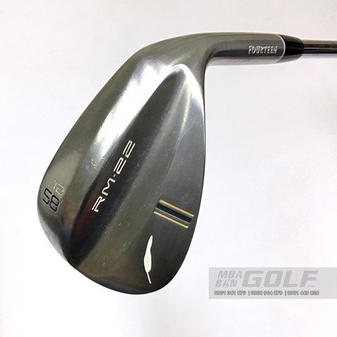 Gậy golf Wedge cũ FOURTEEN RM 22 LOFT 58 12 SCW FT15