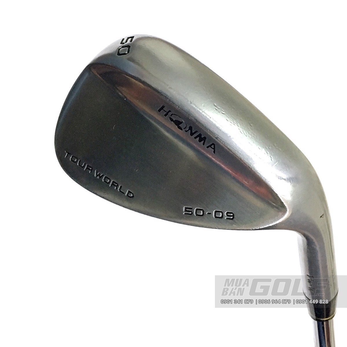 Gậy golf Wedge cũ HONMA TOUR WORLD LOFT 50 09 SCW HM1