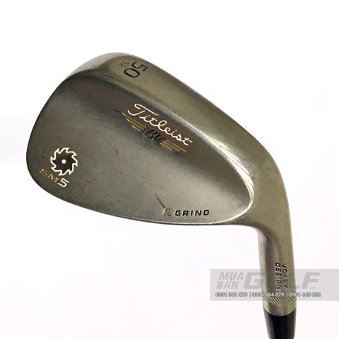 GAY GOLF WEDGE TITLEIST BV SM5 F GRIND LOFT 50 12 SCW TL9