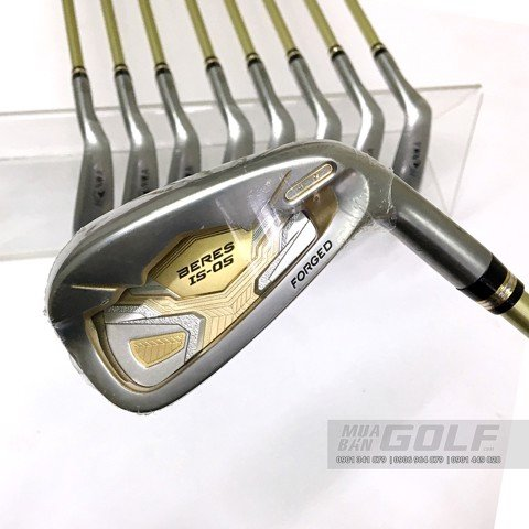 Gậy Golf Bộ Sắt HONMA BERES IS 05 Forged 2 sao R SCI HM3