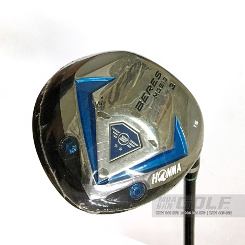 Gậy golf Fairway cũ HONMA BERES MG813 Fairway3 2Sao S SCF HM4