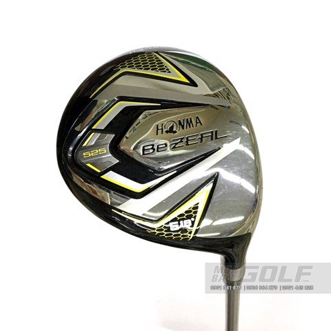 Gậy golf Fairway cũ HONMA BEZEAL 525 Fairway5 42INCH R SCF HM18