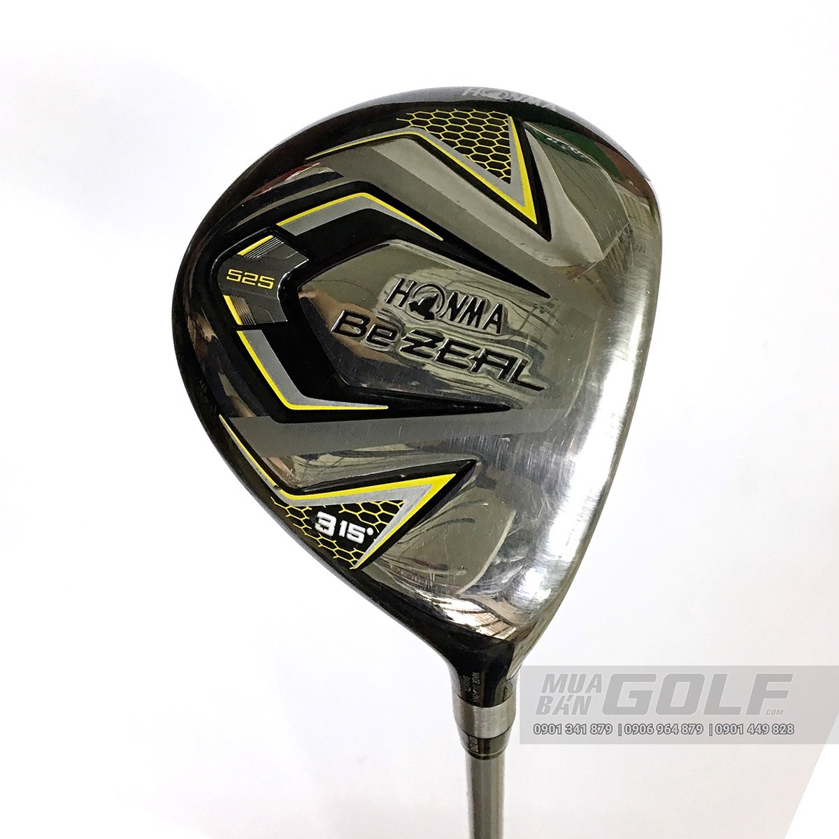 Gậy golf Fairway cũ HONMA BEZEAL 525 VIZARD Fairway3 43INCH R SCF HM7