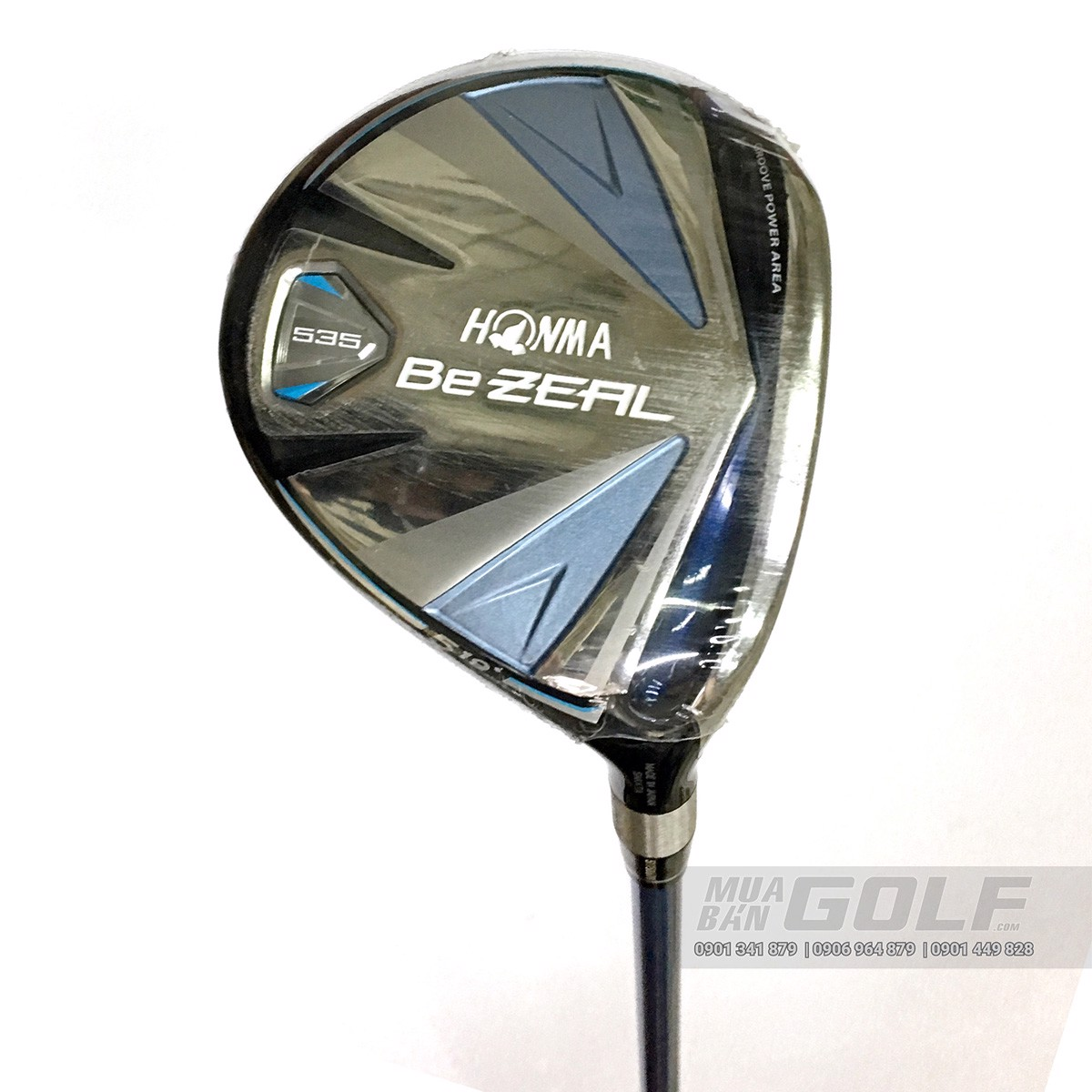 Gậy golf Fairway cũ HONMA BEZEAL 535 Lady Fairway5 SCF HM6