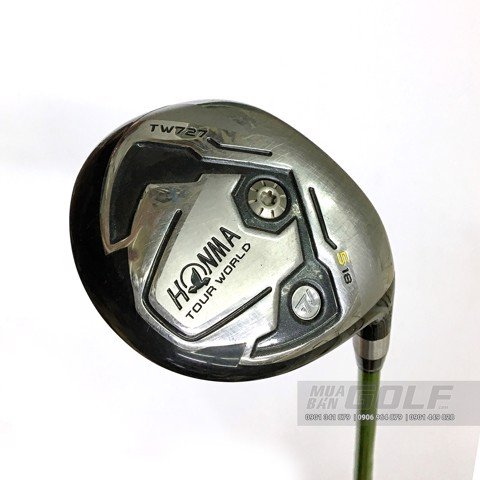 Gậy golf Fairway cũ HONMA TOUR WORLD TW727 YA55 Fairway5 R SCF HM13
