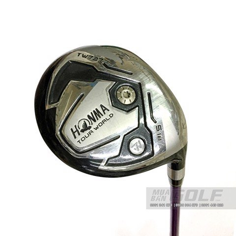 Gậy golf Fairway cũ HONMA TOUR WORLD TW727 YZ56 Fairway5 SR SCF HM12