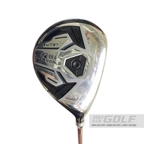 Gậy golf Fairway cũ HONMA TOUR WORLD TW 737 EX C55 Fairway3 S SCF HM10