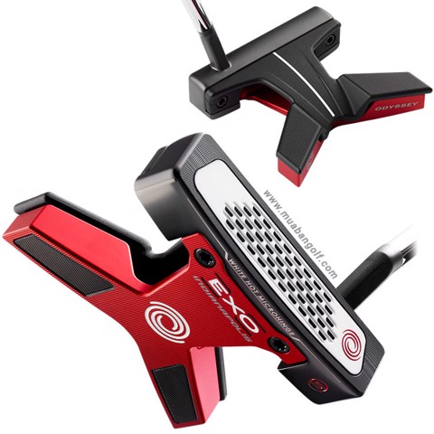 Gậy golf Putter EXO STROKE LAB INDIANAPOLIS S | ODYSSEY