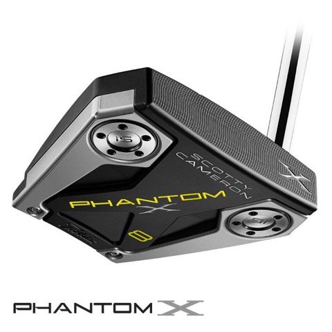 Gậy golf putter SCOTTY CAMERON PHANTOM X™ | Titleist