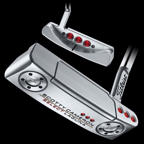 Gậy golf putter Scotty Cameron Select Laguna | Titleist