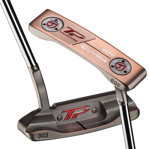 Gậy golf putter TP Patina Collection Soto 2019 (Tay trái) | TaylorMade