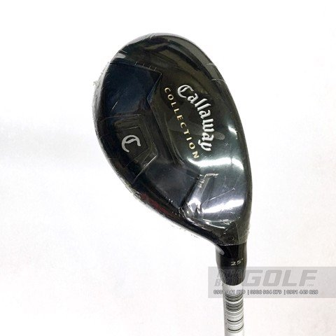 Gậy golf Rescue cũ CALLAWAY COLLECTION TOUR AD 25° SR SCR CAL2