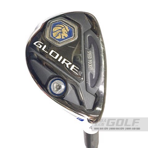 Gậy Golf Rescue TAYLORMADE SPEEED POCKET GL3300 22Độ R SCR TM7