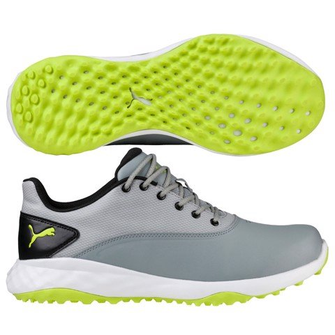 Giày golf nam GRIP FUSION Men's Shoes 189425 04 | PUMA